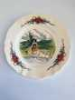Assiette à dessert Obernai Sarreguemines