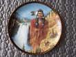 ASSIETTE FRANKLIN MINT collection amérindien indien native