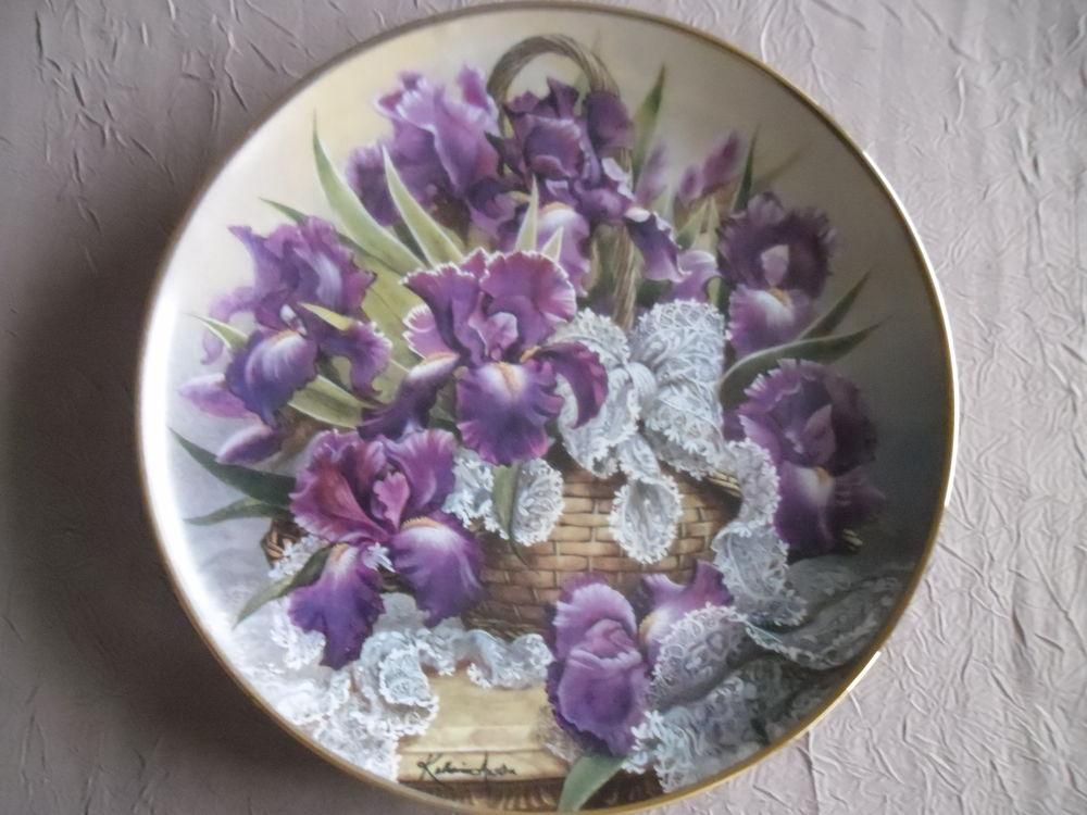 Assiette Médailler FRANKLIN - Iris 18 Seclin (59)
