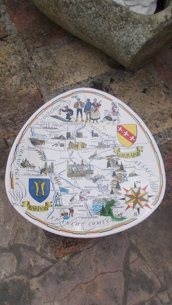 assiette murale  franche comté  8 Thiais (94)