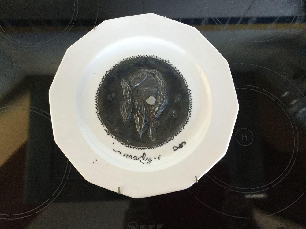 Assiette porcelaine collection 0 Tours (37)