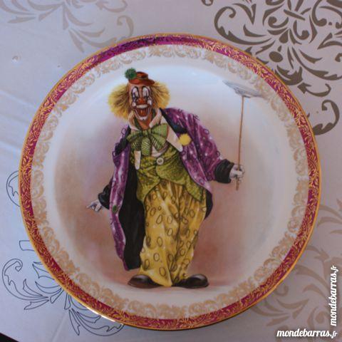 Assiette en porcelaine de Limoge 50 Cabestany (66)