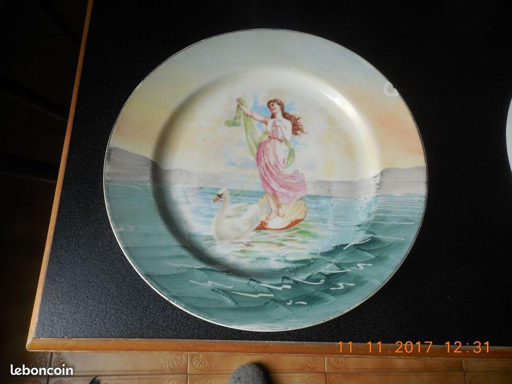 assiette porcelaine vintage 12 Sète (34)