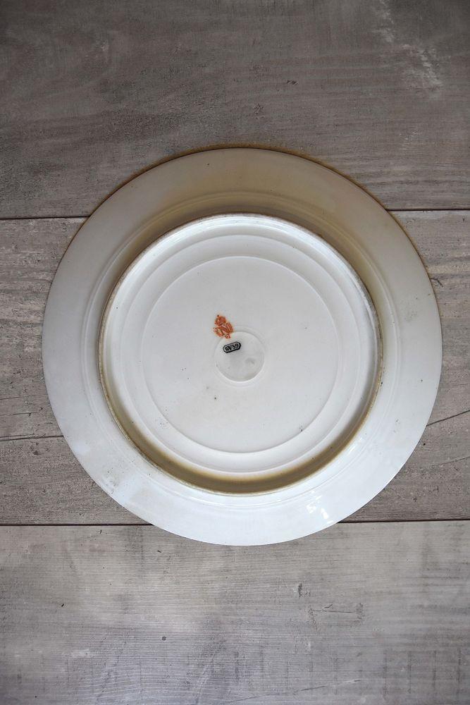 Assiette en Porcelaine 200 Ploemel (56)