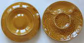 Lot de 6 Assiettes céramique artichauds vintage 55 Issy-les-Moulineaux (92)