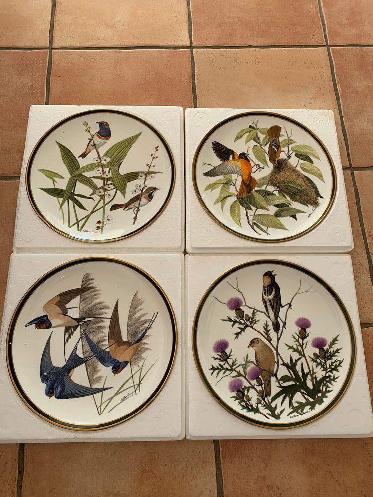 Assiettes collection porcelaine anglaise 0 Menton (06)