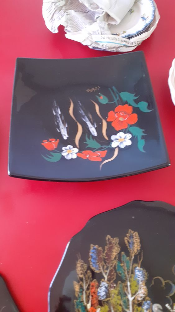 Assiettes de collection 13 Suippes (51)