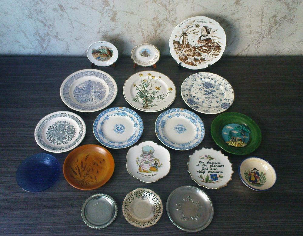 Assiettes décoratives 0 Vandœuvre-lès-Nancy (54)