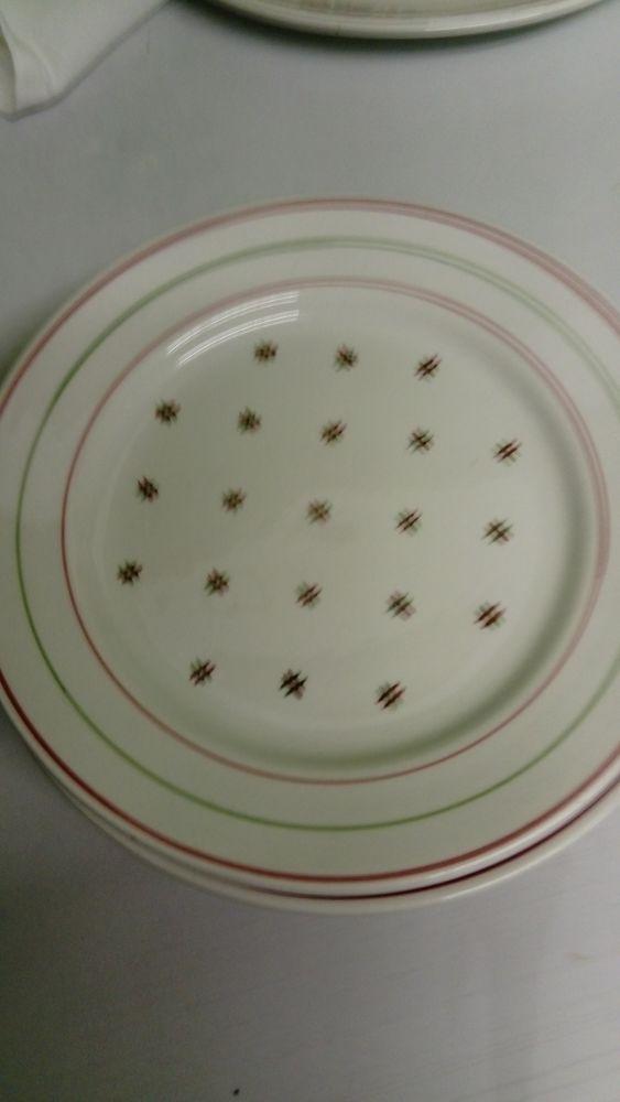 Assiettes à dessert 3 Saint-Hilaire-des-Loges (85)