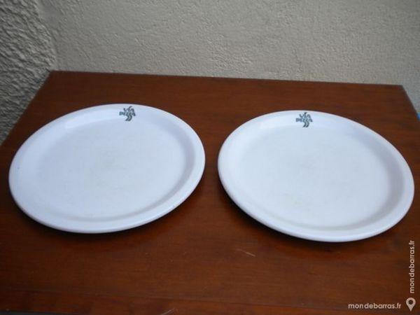 8 ASSIETTES PLATES   ViaPizza   14 Dammarie-les-Lys (77)