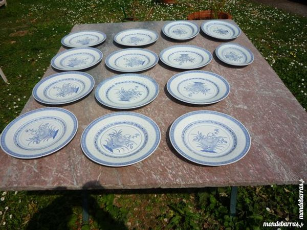 11 assiettes et 3 plats porcelaine chinoise 10 Castres (81)