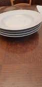 assiettes porcelaine blanche 4 Chârost (18)