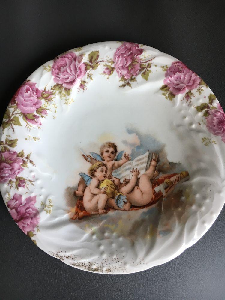 Assiettes porcelaine 24 Arcueil (94)
