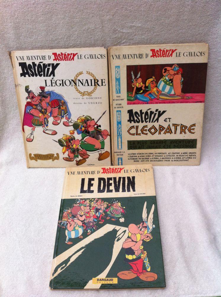 LOT 9 BD ASTERIX 50 Le Blanc-Mesnil (93)