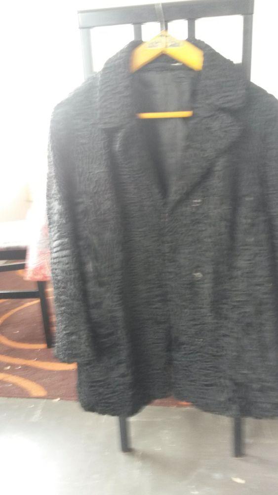 ASTRAKAN taille 40/42 Vêtements