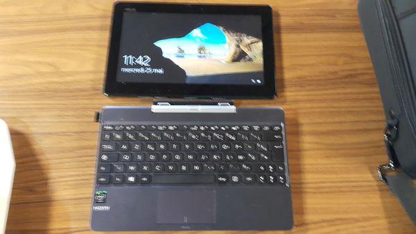 Asus PC convertible tablette T 100  200 Bordeaux (33)