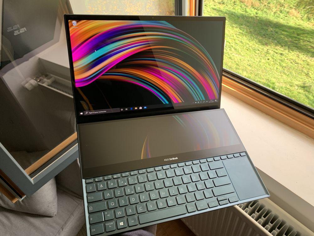 Asus Zenbook Pro Duo UX581GV-H2001R 3300 Saint-Forgeux (69)