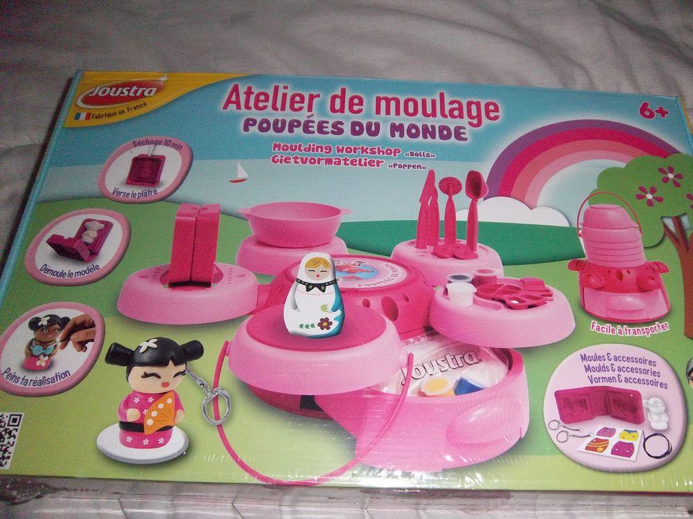 Atelier de moulage Jeux / jouets