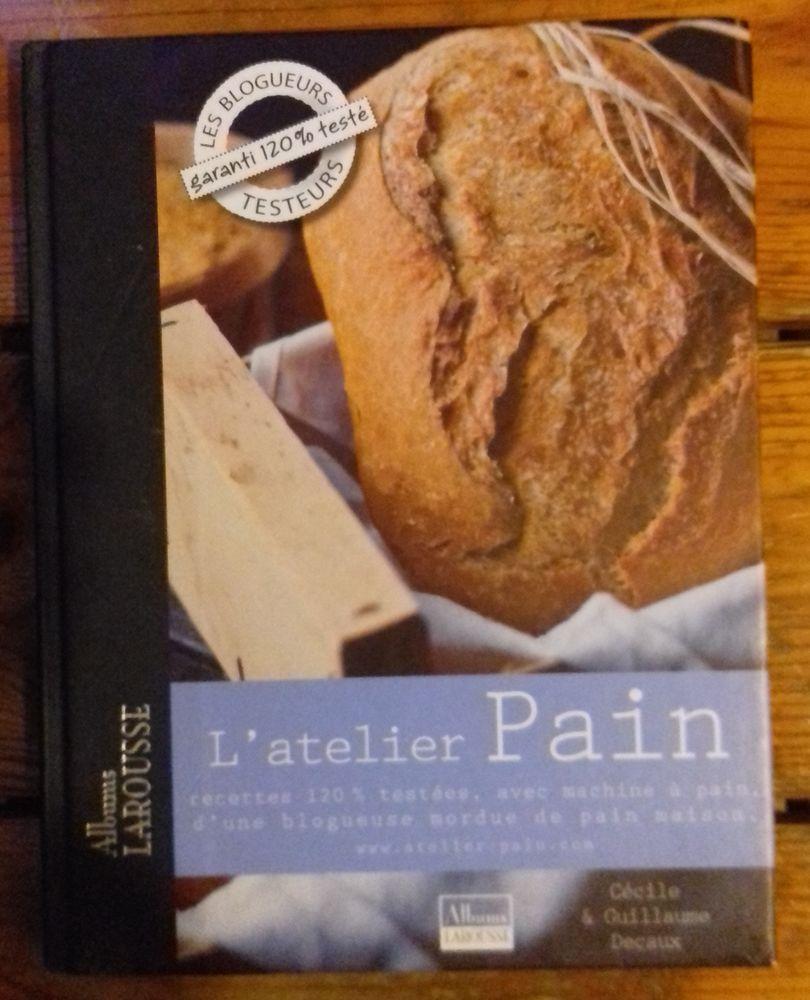 L'ATELIER PAIN - ALBUMS LAROUSSE Livres et BD
