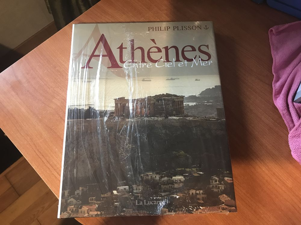 Athènes entre ciel et mer 15 Mareil-sur-Mauldre (78)