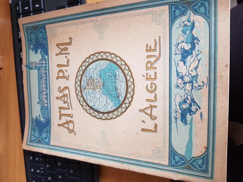 ATLAS P.L.M L'ALGERIE 1918 TRES BON ETAT  20 Levainville (28)