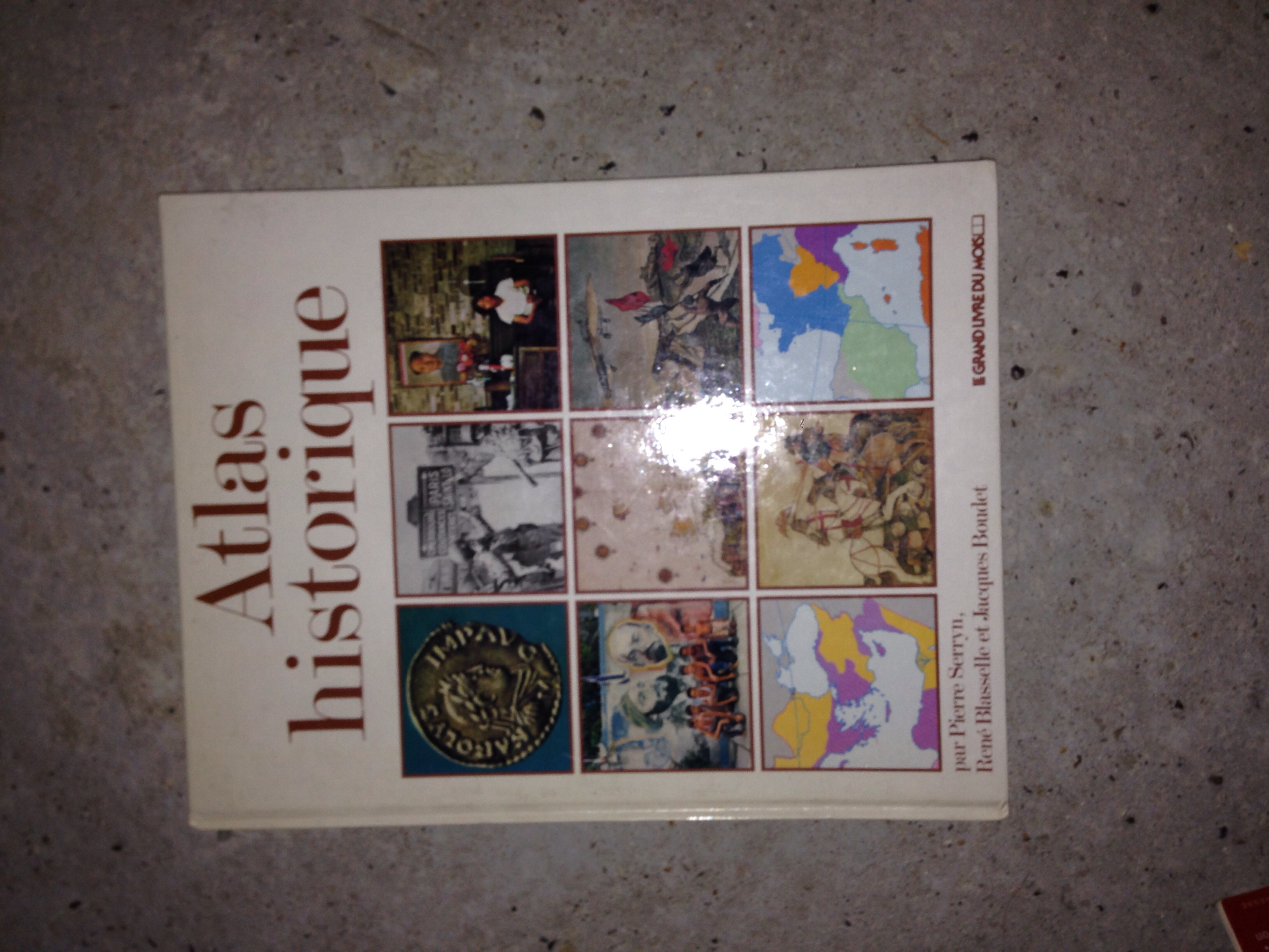Atlas historique 3 Valmondois (95)
