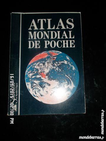 atlas mondial de poche kiki60230 2 Chambly (60)