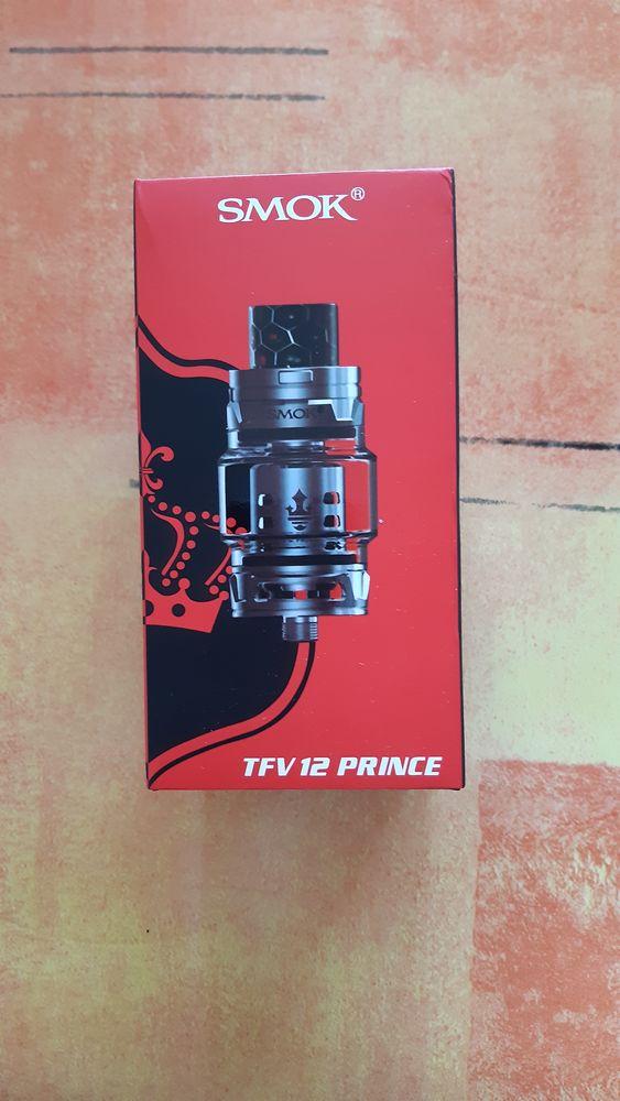 Atomiseur Smok TFV12 Prince reconstructible neuf Electroménager