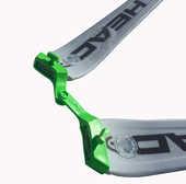Attache-skis pour enfants 23 Luzinay (38)