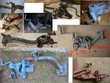 Attelage universel de motoculteur STAUB et autres marques  Verneuil-sur-Avre (27)