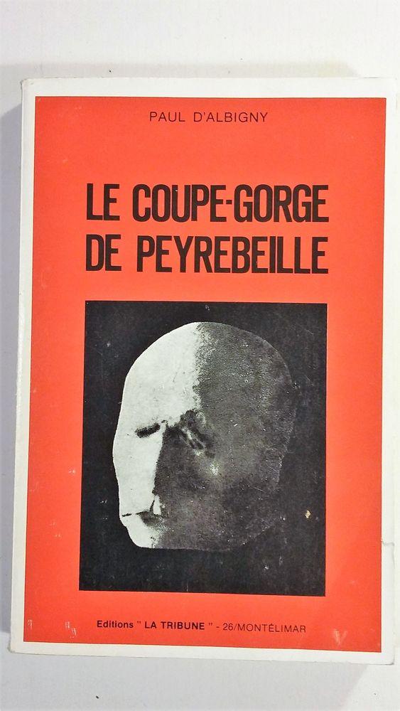 L'auberge rouge : Le coup-gorge de Peyrebeille 1 Bougival (78)