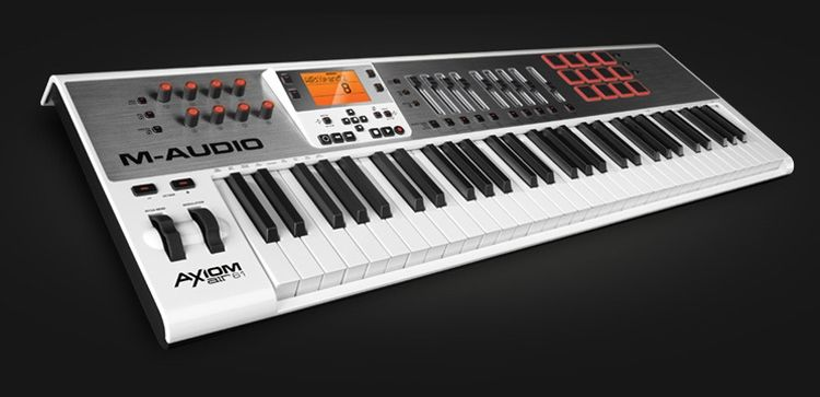 M-audio Axiom Air 61 comme neuf 140 Montreuil (93)