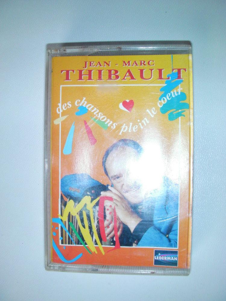 K7 audio Jean-Marc THIBAULT 3 Saint-Etienne (42)