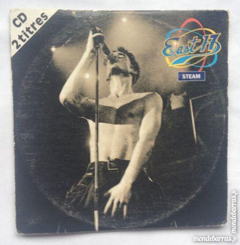 cd audio 2 titres East 17 Steam CD et vinyles
