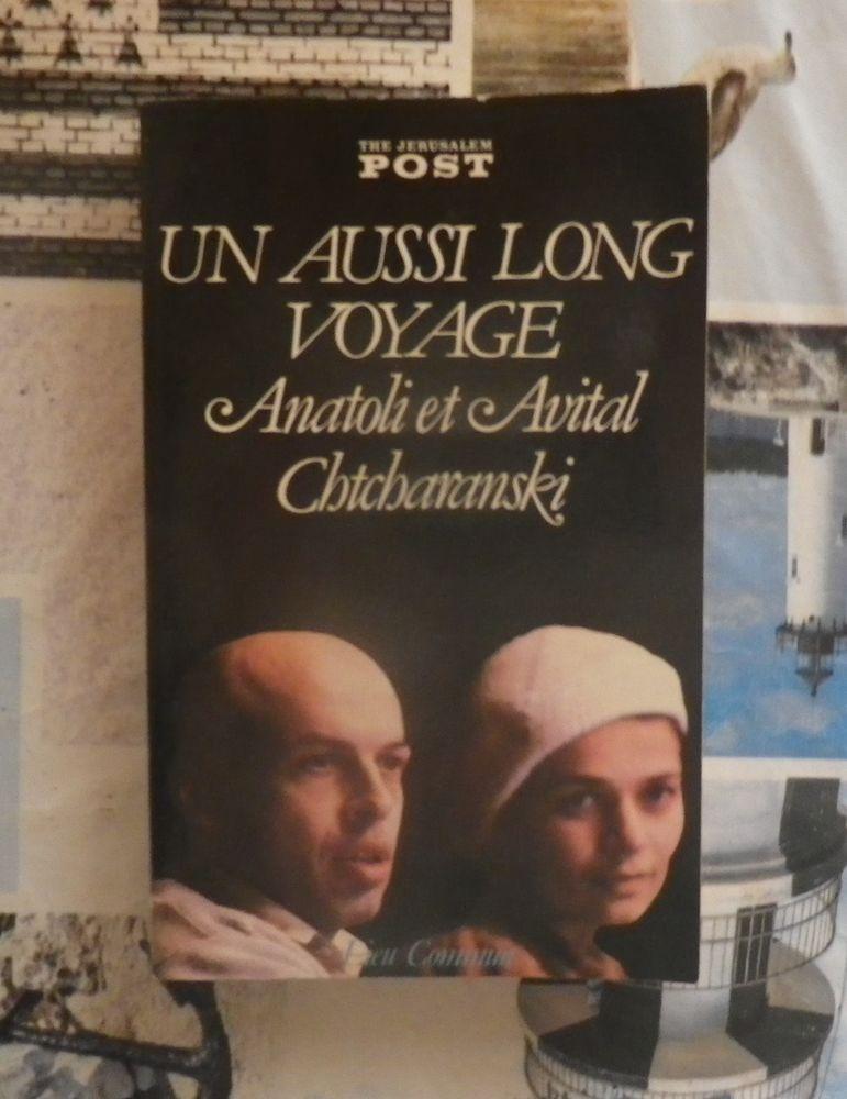 UN AUSSI LONG VOYAGE Anatoli et Avital Chtcharanski 3 Bubry (56)
