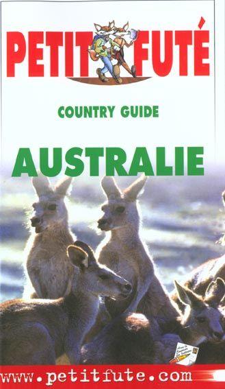 Australie 2001, le petit fute 5 Rennes (35)