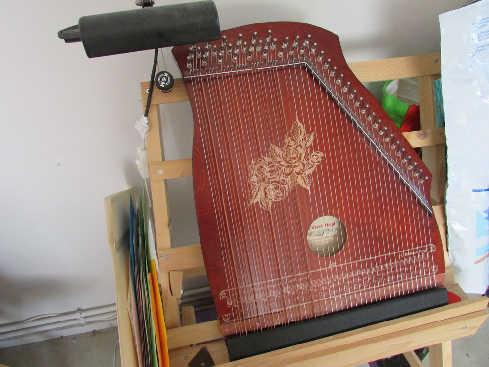 AUTHENTIQUE CITHARE HARMONIE Instruments de musique