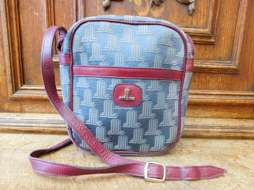 authentique sac Lanvin vintage parfait état 60 Vitry-sur-Seine (94)