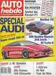 AUTO HEBDO n°643 de 1988  AUDI V8   LAMBORGHINI Countach