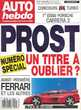 AUTO HEBDO n°699 de 1989  LOTUS Elan   PORSCHE 911 Carrera 2