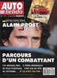 AUTO HEBDO n°721 de 1990  JAGUAR Lister XJ V12   Alain PROST