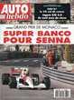 AUTO HEBDO n°778 de 1991 TVR V8S JAGUAR XJS 4.0 Livres et BD