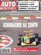 AUTO HEBDO n°845 de 1992 CATERHAM K-Series  Rallye 1000 Lacs