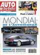 AUTO HEBDO n°850 de 1992 Mondial de l'Automobile