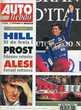 AUTO HEBDO n°898 de 1993  Salon Francfort  GP Italie