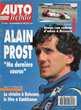 AUTO HEBDO n°906 de 1993  GP Australie  Rallye Catalunya