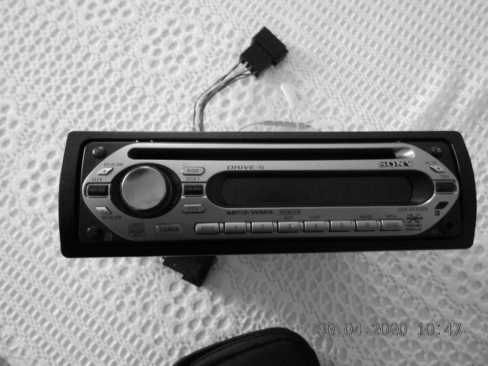 auto radio avec lecteur de cassette SONY 0 Woippy (57)