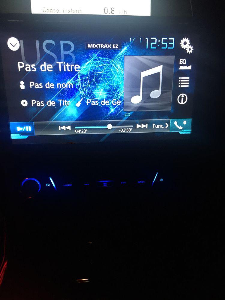 auto radio cd Audio et hifi