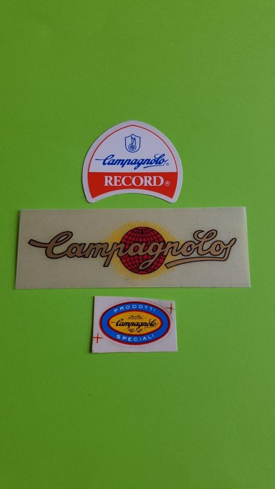 AUTOCOLLANTS CAMPAGNOLO 0 Paris 11 (75)
