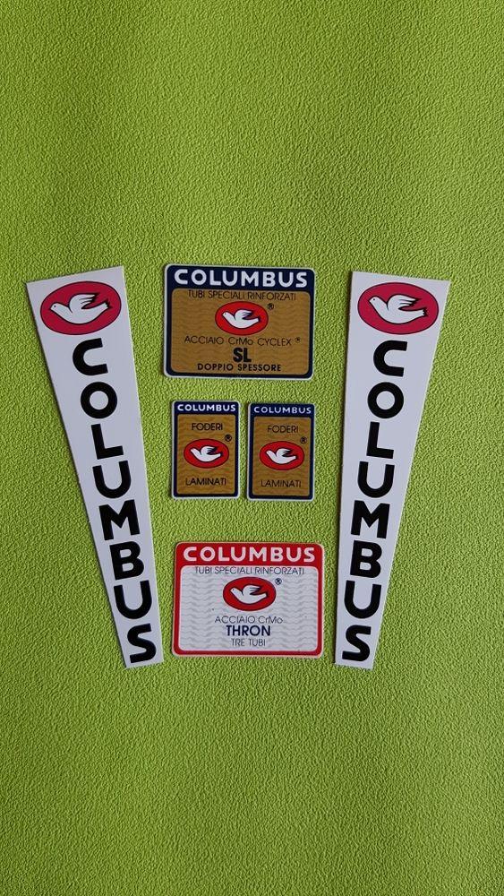 AUTOCOLLANTS * COLUMBUS 0 Bordeaux (33)